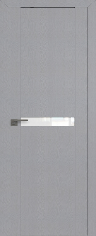 межкомнатные двери  Profil Doors 2.02STP Pine Manhattan grey