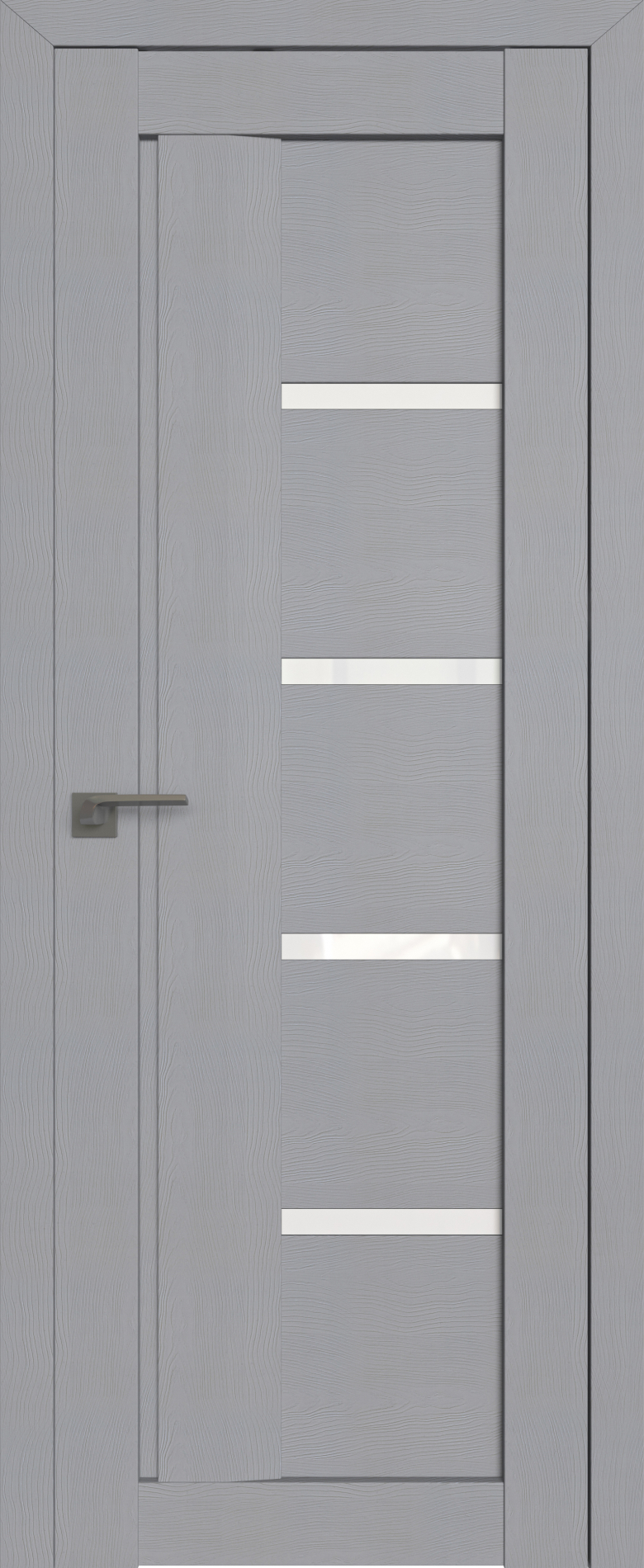 межкомнатные двери  Profil Doors 2.08STP Pine Manhattan grey