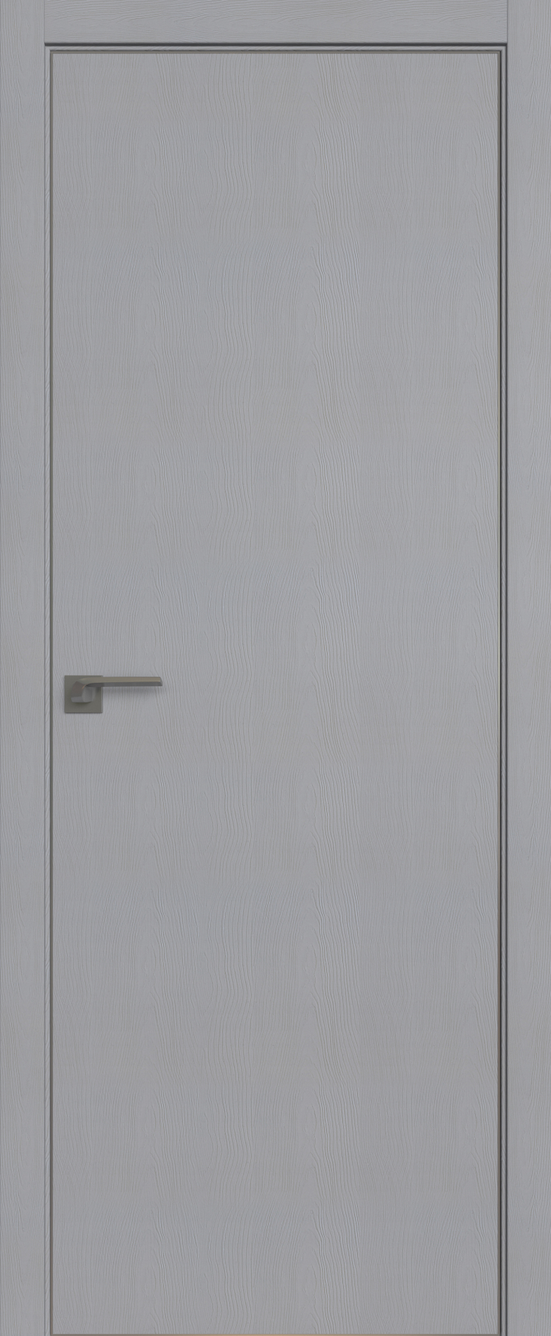 межкомнатные двери  Profil Doors 1STK Pine Manhattan grey