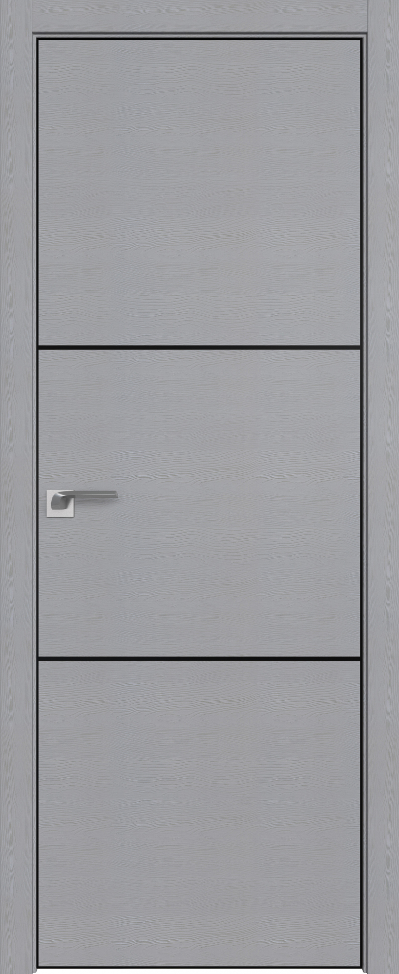 межкомнатные двери  Profil Doors 2STK Pine Manhattan grey